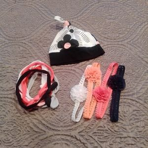 Other - NB-24m headbands and beanie